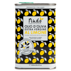 Olive Oil Stone Ground with Real Lemons