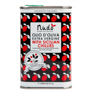 Olive Oil with Sicilian Chillies